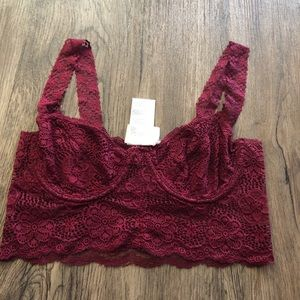 Pins and Needles Bralette